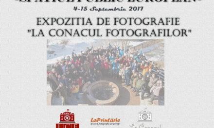"""Expozitia de fotografie """"La Conacul Fotografilor"""""""