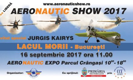 AeroNautic Show 2017 – Lacul Morii, Bucuresti