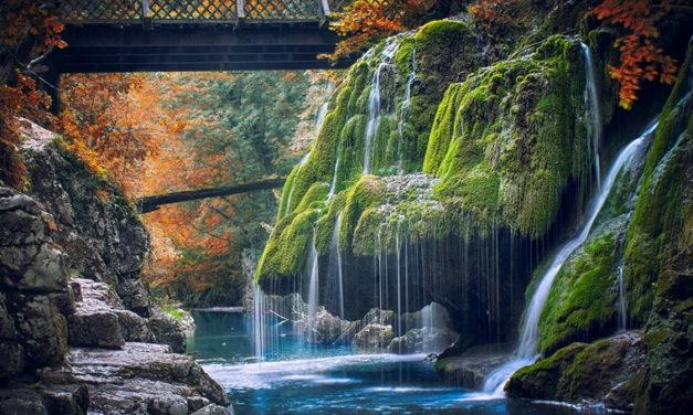 Pe unde mai fotografiem, astazi mergem la Cascada Bigar