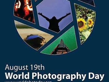 19 august – Ziua Mondială a Fotografiei