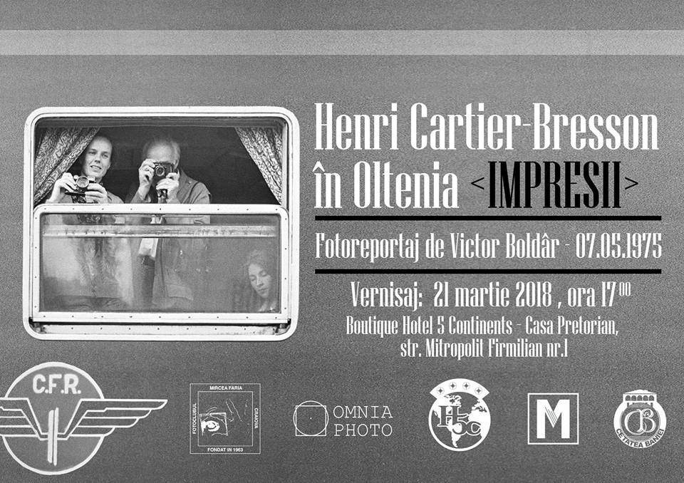 H. Cartier-Bresson in Oltenia. Impresii, de Victor Boldâr