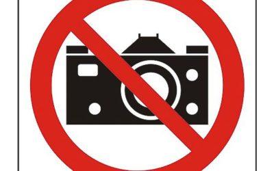 Cum afecteaza legea GDPR libertatea fotografilor profesioniști și amatori!
