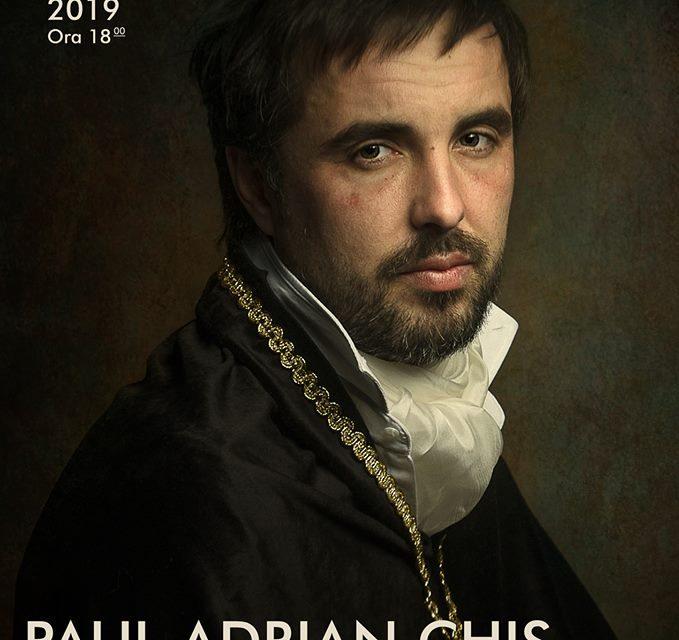 Expozitie Eveniment al artistului Paul Adrian Chis